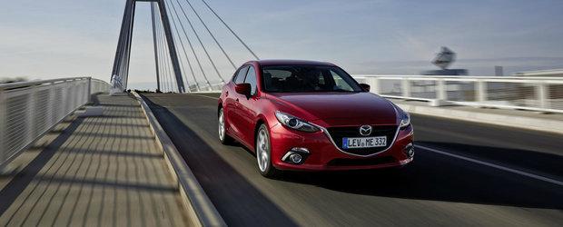 Mazda3 beneficiaza de un nou motor diesel, disponibil acum si in Europa