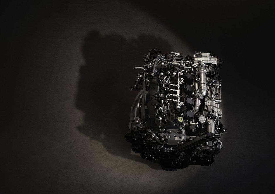 Mazda3 Skyactiv-X