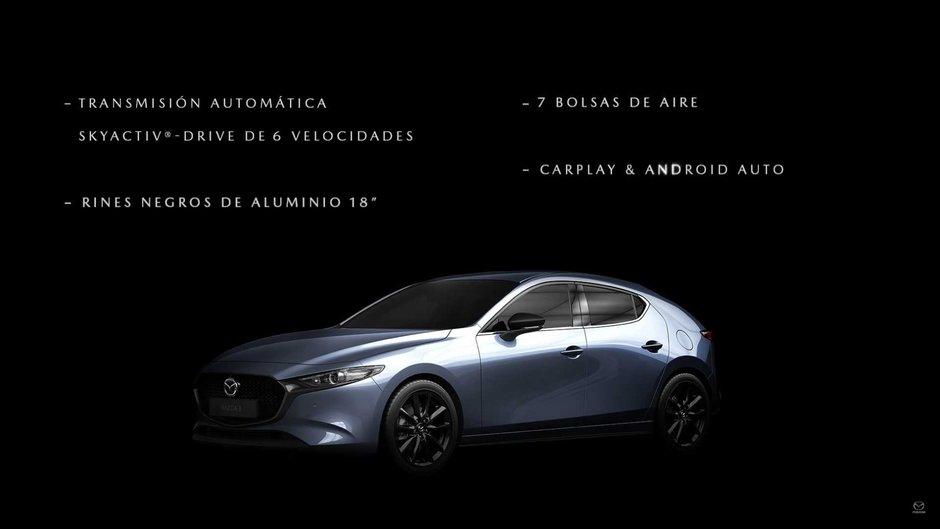 Mazda3 Turbo