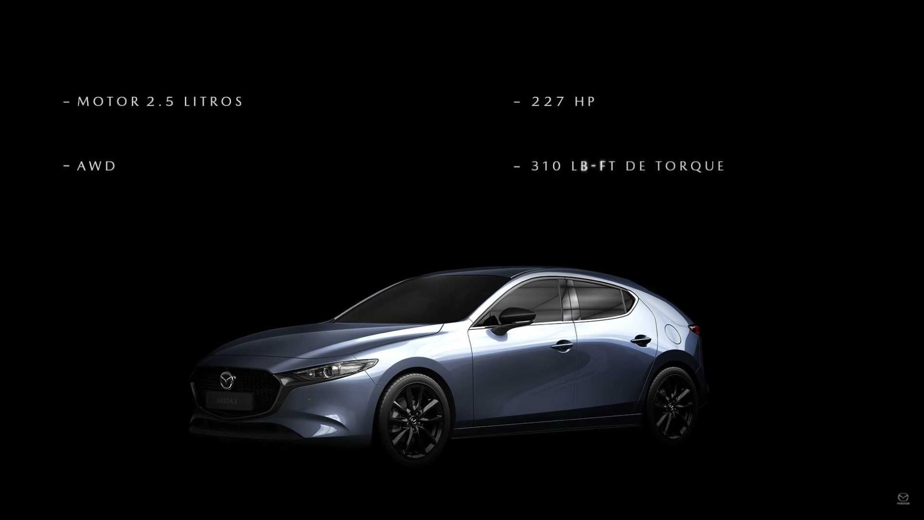 Mazda3 Turbo - Mazda3 Turbo