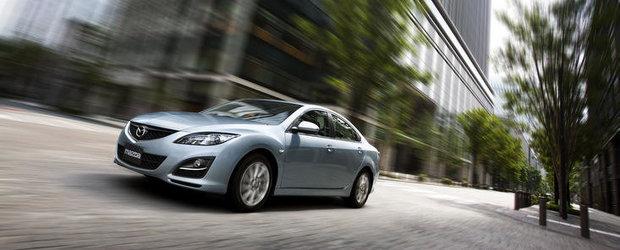 Mazda6 in topul studiului J.D. Power de satisfactie a clientilor din Germania