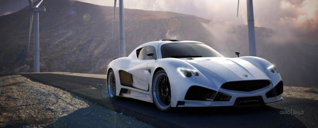 Mazzanti Evantra V8, un nou supercar made in Italy