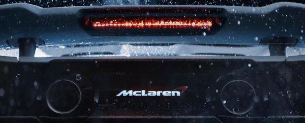 McLaren 675LT se prezinta intr-un nou teaser