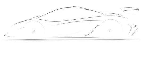 McLaren anunta noul P1 GTR, cu 1.000 CP sub capota!