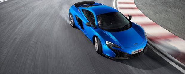 McLaren anunta pretul si performantele noului 650S