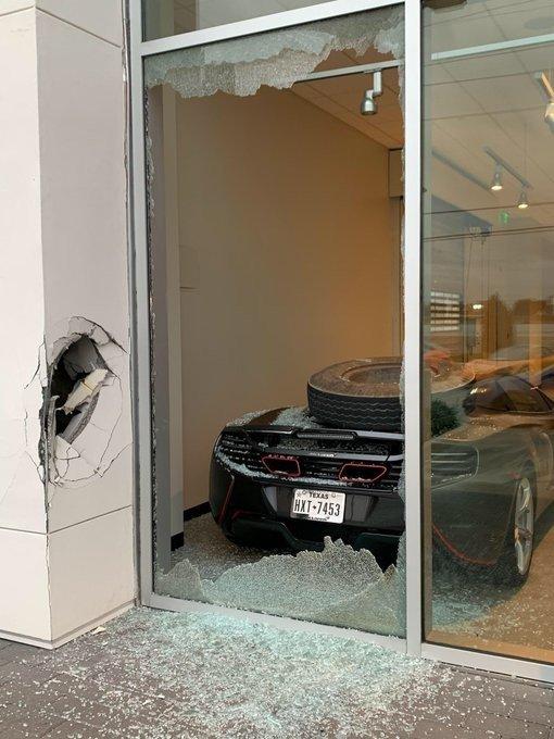 McLaren dauna