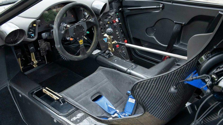 McLaren F1 GTR Longtail de vanzare