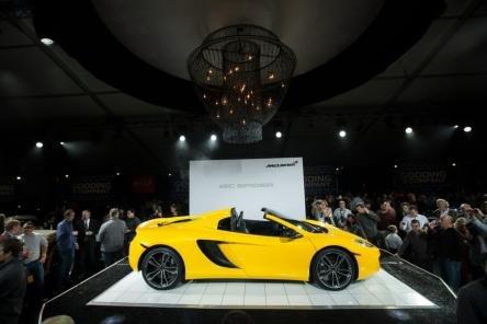 McLaren MP4-12C Spider - Prezentare oficiala