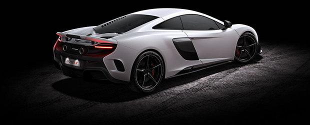 McLaren ne face cunostinta cu noul 675LT