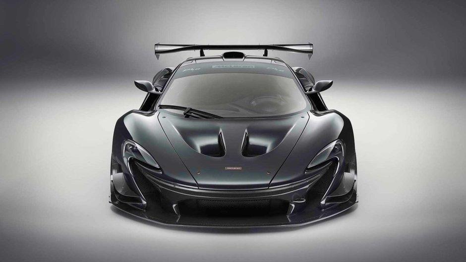 McLaren P1 LM- record pe Nurburgring