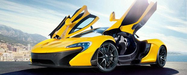 McLaren P1 va avea un urmas peste 10 ani