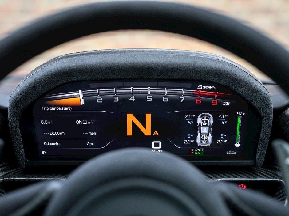 McLaren Senna de vanzare