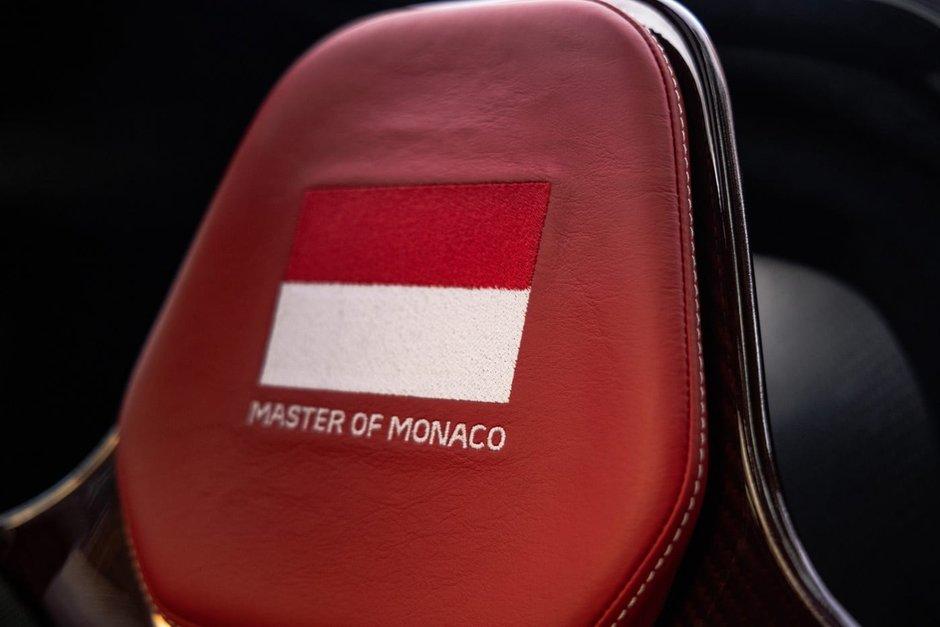 McLaren Senna Master of Monaco