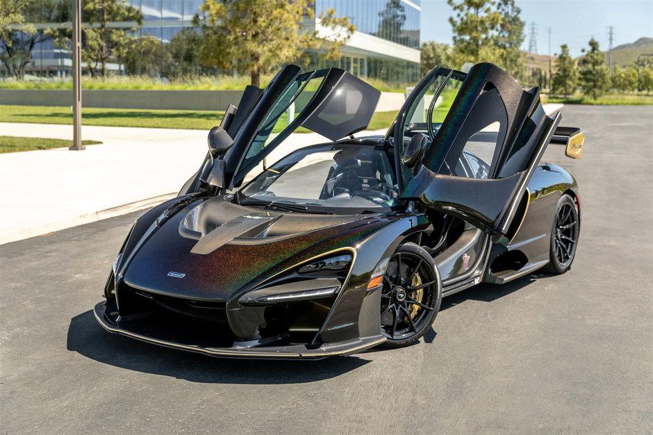 McLaren Senna Merlin de vanzare