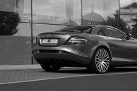 McLaren SLR Carbon by Project Kahn