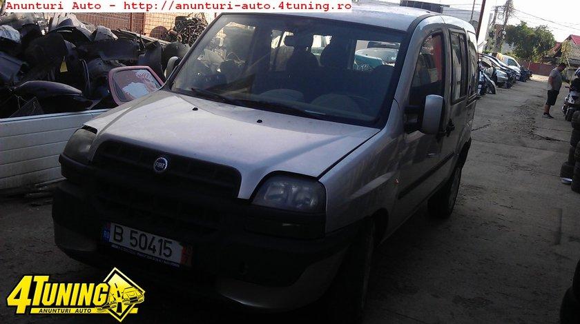 Mecanica Fiat Doblo an 2005 motor diesel 1 3 d multijet 55 kw 75 cp tip motor 199 A2 000 dezmembrari Fiat Doblo an 2005