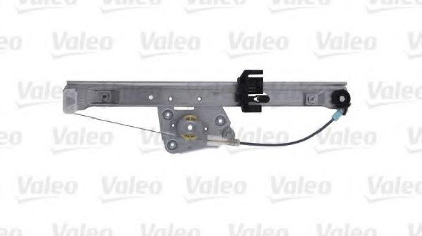 Mecanism actionare geam BMW Seria 3 (E90) (2005 - 2011) VALEO 850927 piesa NOUA