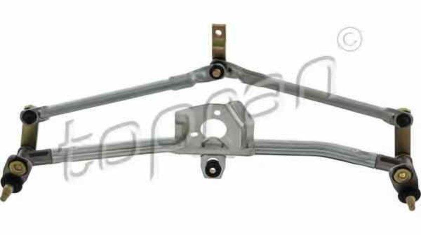 Mecanism brate stergator parbriz VW GOLF IV Variant 1J5 TOPRAN 110 694