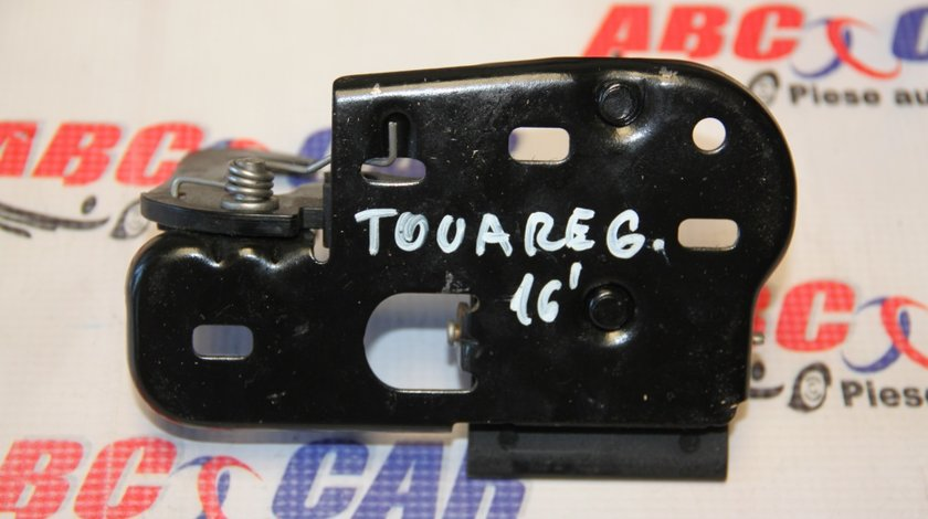 Mecanism deschidere capota fata VW Touareg 7P cod: 3C0823480A model 2016
