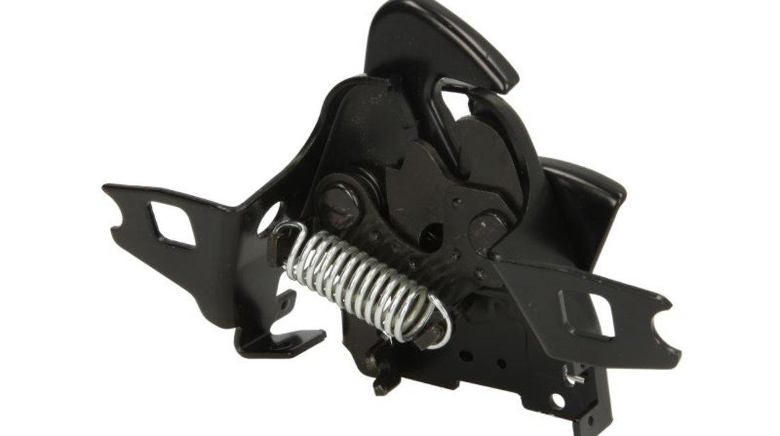 Mecanism inchidere capota motor pe panou pt seat ibiza 2, octavia 2, golf 3, polo 6n