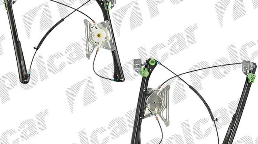 Mecanism ridicare geam Audi A4 (B5) 94-01 Fata Stanga 8D0837461, electrica Kft Auto