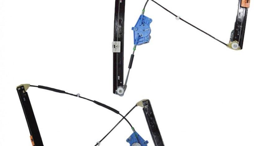 Mecanism ridicare geam Audi A4 (B6 B7) 2000-2008 Fata Stanga 8E0837461B, electrica