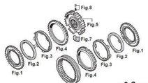 Mecanism sincron cutie viteza Iveco Trakker (poz.4...