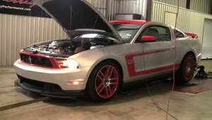 Meet the new Boss: Ford Mustang Boss 302 by Hennessey