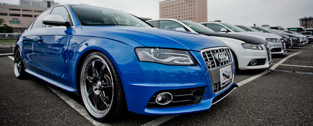 Meeting Audi in Japonia - Un exemplu demn de urmat
