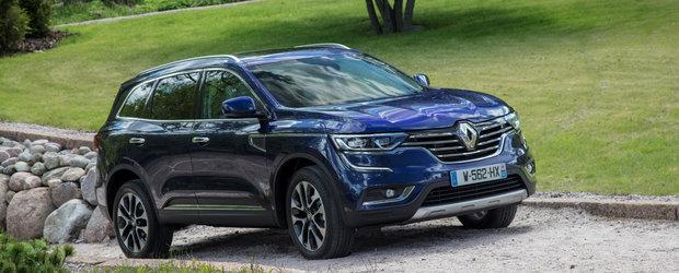 Mega GALERIE FOTO cu cel mai nou SUV pur-sange de la Renault