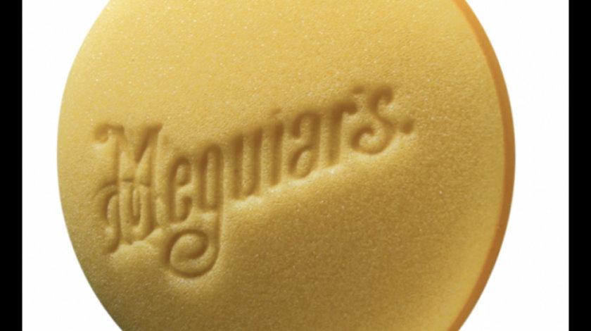 Meguiar's Burete Aplicator Polisare Galben 101MM Bulk Yellow Aplicator R3060826