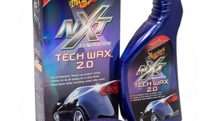 Meguiar's Ceara Lichida Nxt Generation Tech Wax 2.0 532ML G12718EU