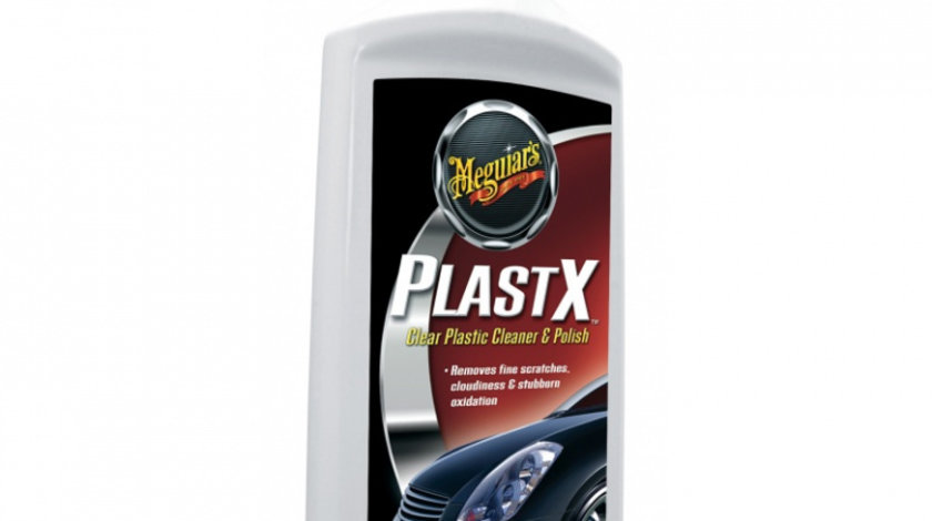 Meguiar's Polish Faruri PlastX 296ML G12310
