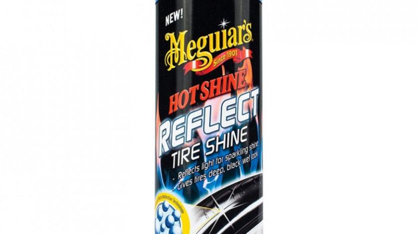 Meguiar's Solutie Cauciucuri Dupa Spalare Hot Shine Reflect Tire Shine 444ML G18715