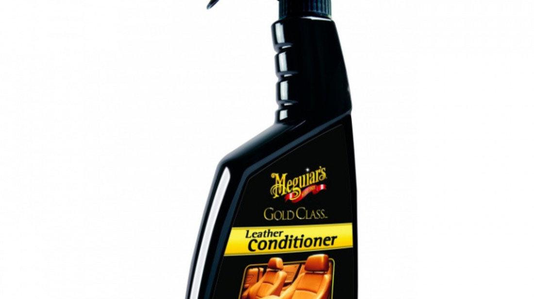 Meguiar's Solutie Curatat Piele Gold Class Leather Conditioner 473ML G18616