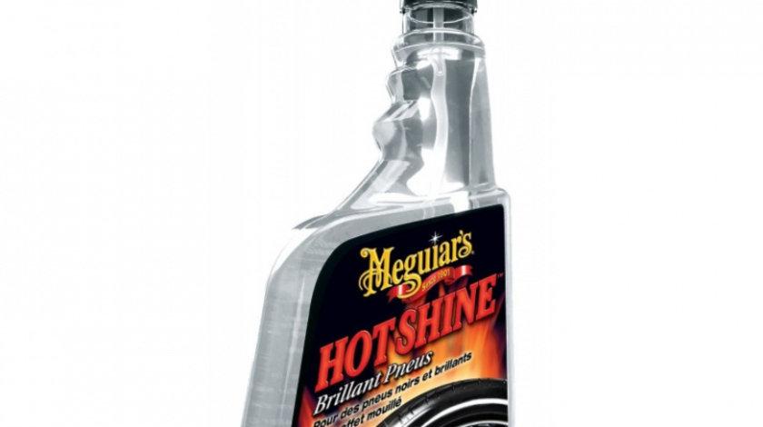 Meguiar's Solutie Luciu Cauciucuri Hot Shine Tire Spray Trigger 710ML G12024EU