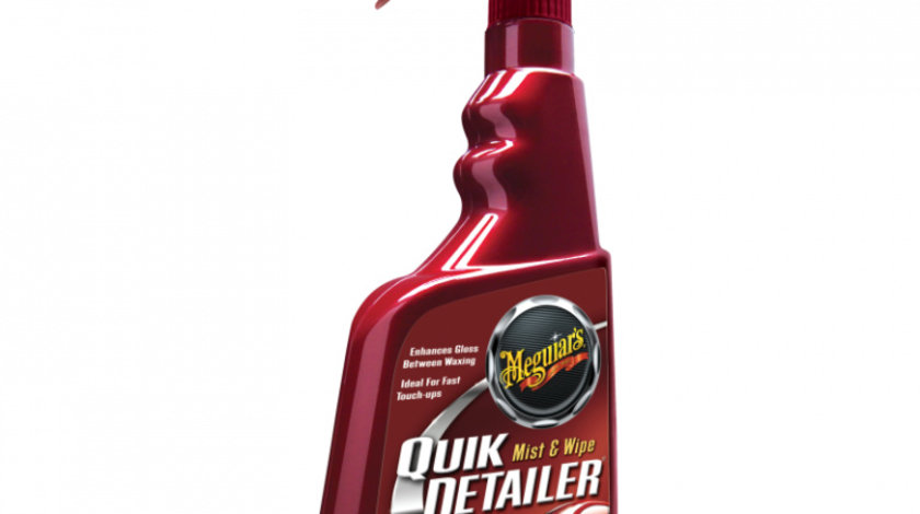 Meguiar's Spray Solutie Detailing Rapid Quick Detailer 473ML A3316