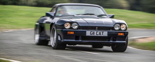 Meniul Zilei: Ce-ai zice de un Jaguar V12... de 7.0 litri si 604 cai putere?
