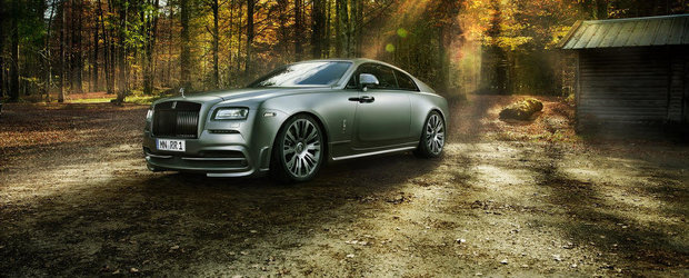Meniul Zilei: Ce-ai zice de un Rolls-Royce cu.... 717 CP sub capota?