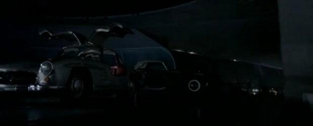 Mercedes - 125 de ani si un La multi ani! in claxoane