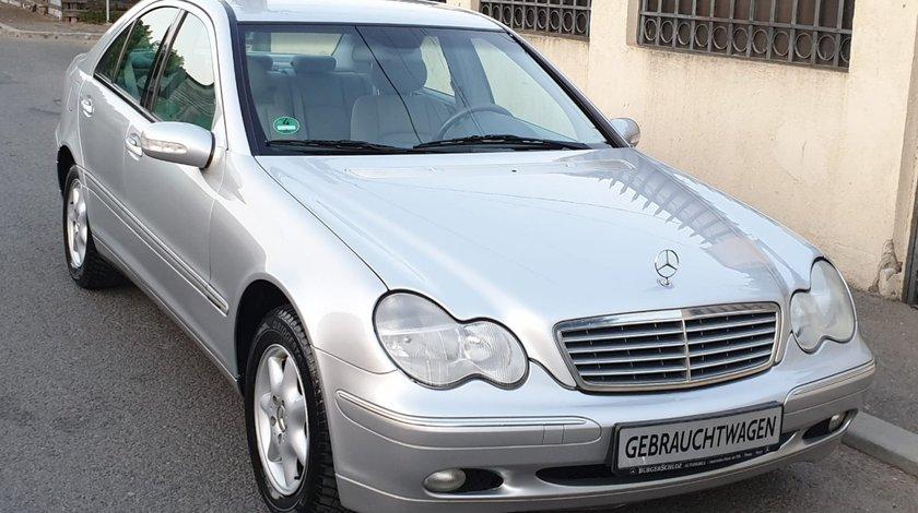 Mercedes 180 2.0 Benzina 2002