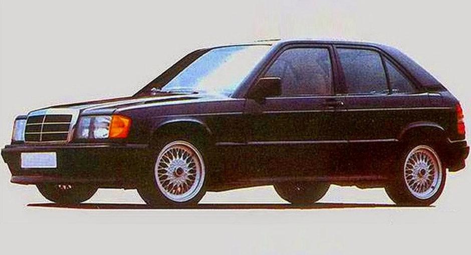 Mercedes 190E City