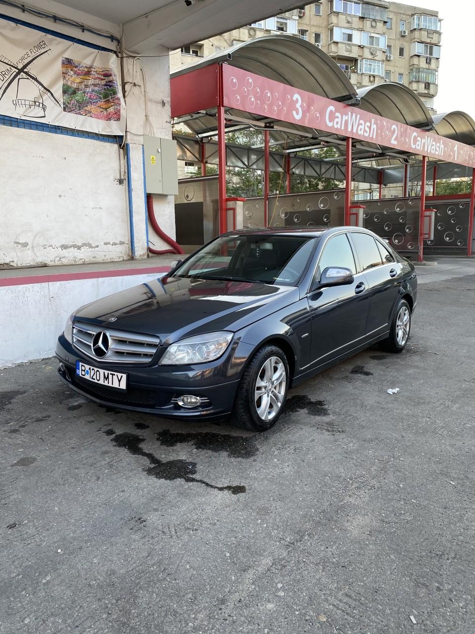 Mercedes 200 2,2 2008