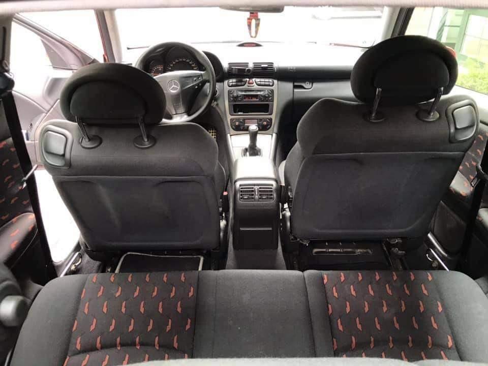 Mercedes 200 2000 2002