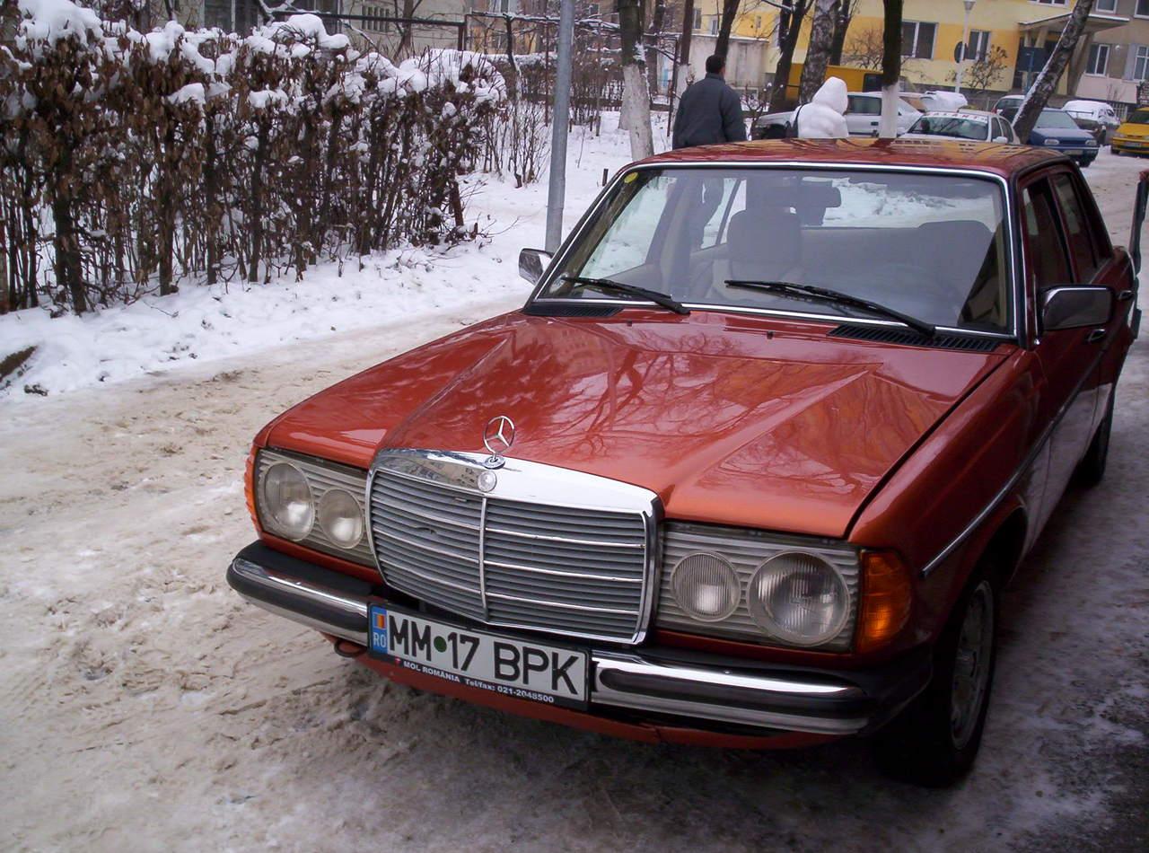 Mercedes 200 200d 1980