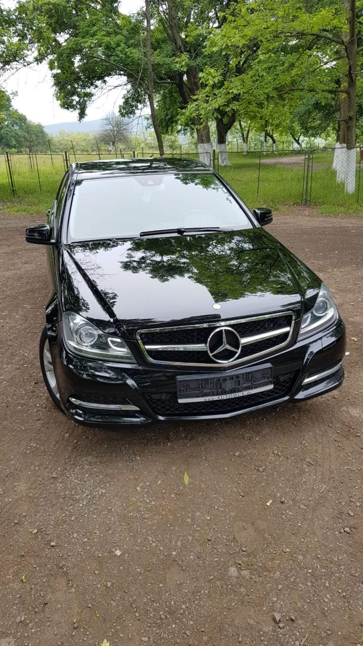 Mercedes 200 C200 2012