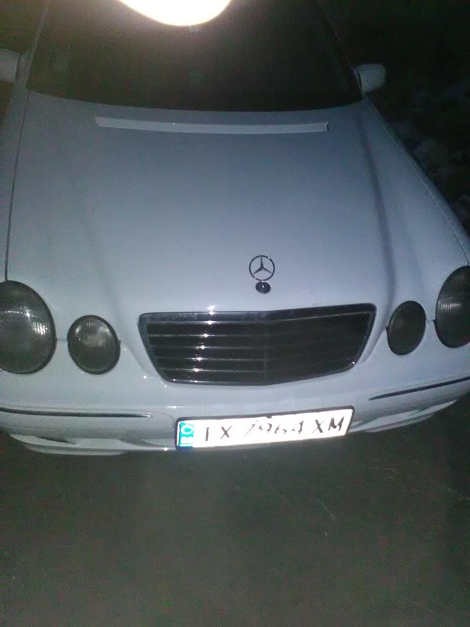 Mercedes 270 2.7 2001