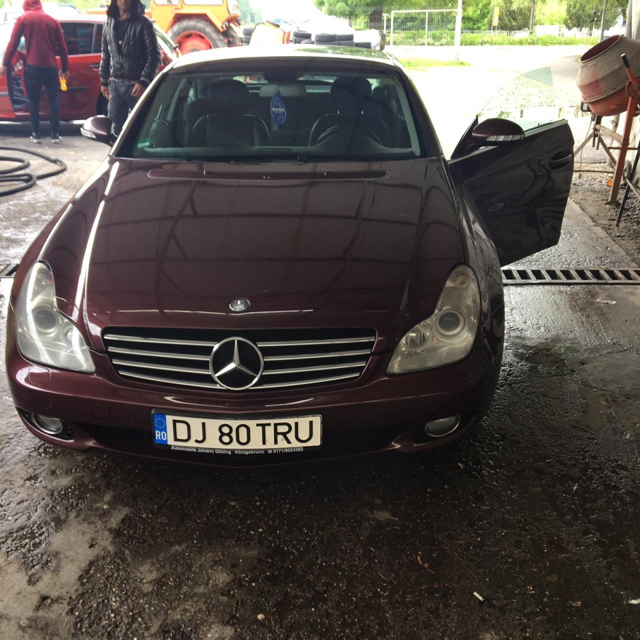 Mercedes 320 diesel 2008