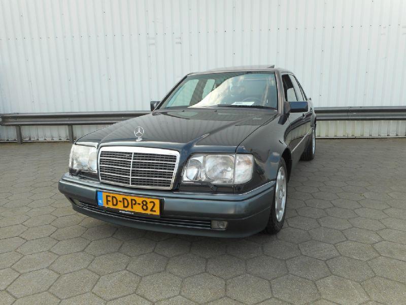 Mercedes 500E cu 360.000+ km la bord - Mercedes 500E cu 360.000+ km la bord