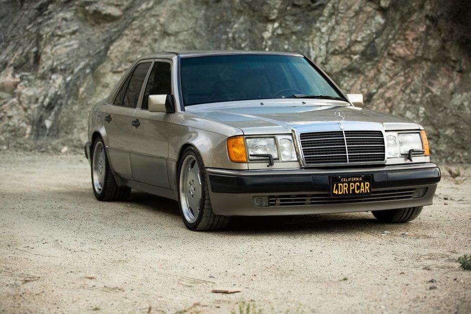 Mercedes 500E din 1992